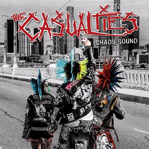 Casualties - Chaos sound (CD) - image 1 of 1