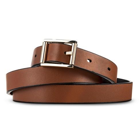 Women s Reversible Belt - Black And Brown - Merona™   Target 800eb6670