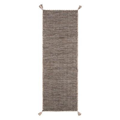 Dona Solid Woven Rug - Safavieh