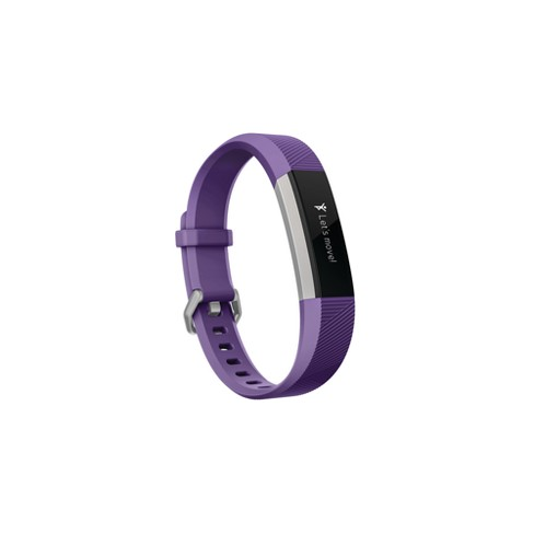 fitbit ace fitness tracker extra small power purple stainless