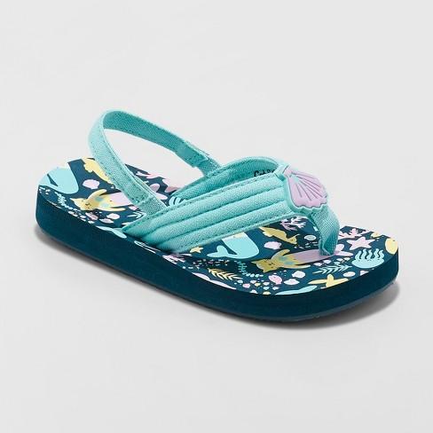 Toddler Girls' Kalayla Flip Flop Sandals - Cat & Jack™ - image 1 of 3