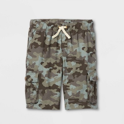 Boys' Pull-On Cargo Shorts - Cat & Jack™