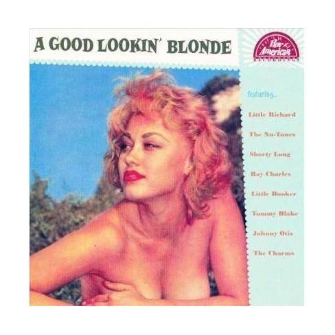 Various - Good Lookin' Blonde (CD) - image 1 of 1
