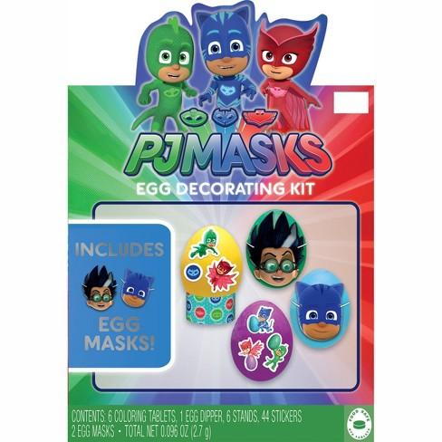 PJ Masks Easter Egg Decorating Kit : Target