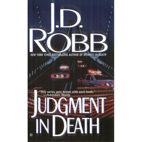 Judgment in Death - (In Death) by  J D Robb & Nora Roberts (Hardcover) - image 1 of 1