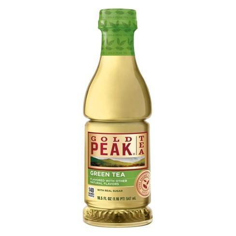 Gold Peak Green Tea - 18.5 Fl Oz Bottle
