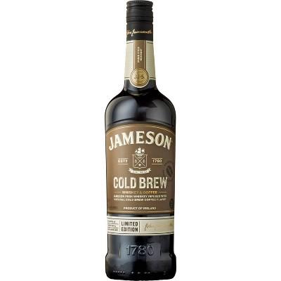 Jameson Irish Whiskey Cold Brew - 750ml Bottle