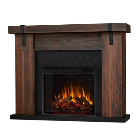 Real Flame Aspen Indoor Electric Fireplace Target