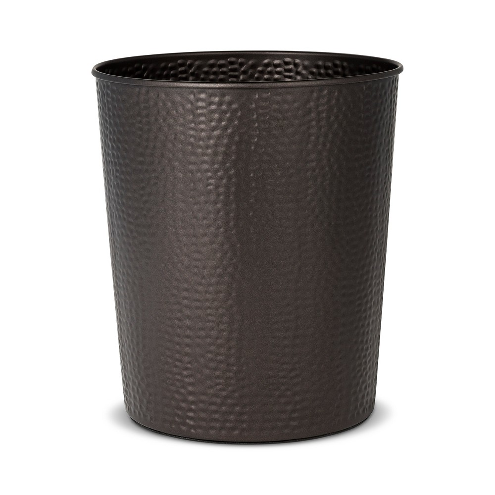 Image of Bathroom Wastebasket Bronze - Threshold