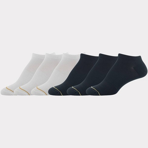 All Pro by Gold Toe Women's 6pk Low Cut Athletic Socks - 4-10 - image 1 of 2