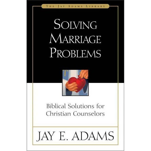 Solving Marriage Problems - (Jay Adams Library) by  Jay E Adams (Counterpack,  Empty) - image 1 of 1