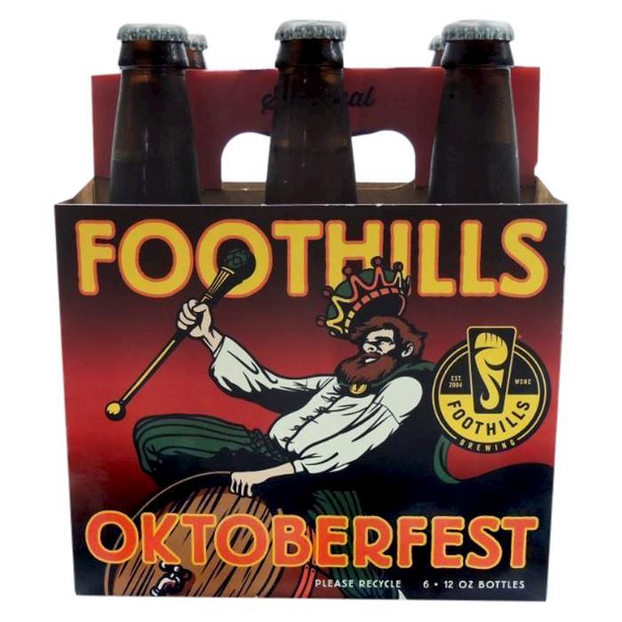 Foothills Seasonal - 6pk/12 fl oz Bottles - image 1 of 1