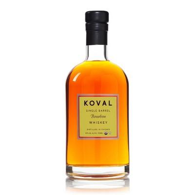 KOVAL Single Barrel Bourbon Whiskey - 750ml Bottle