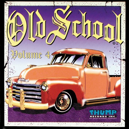 Various - Old School Volume 4 (CD) - image 1 of 1