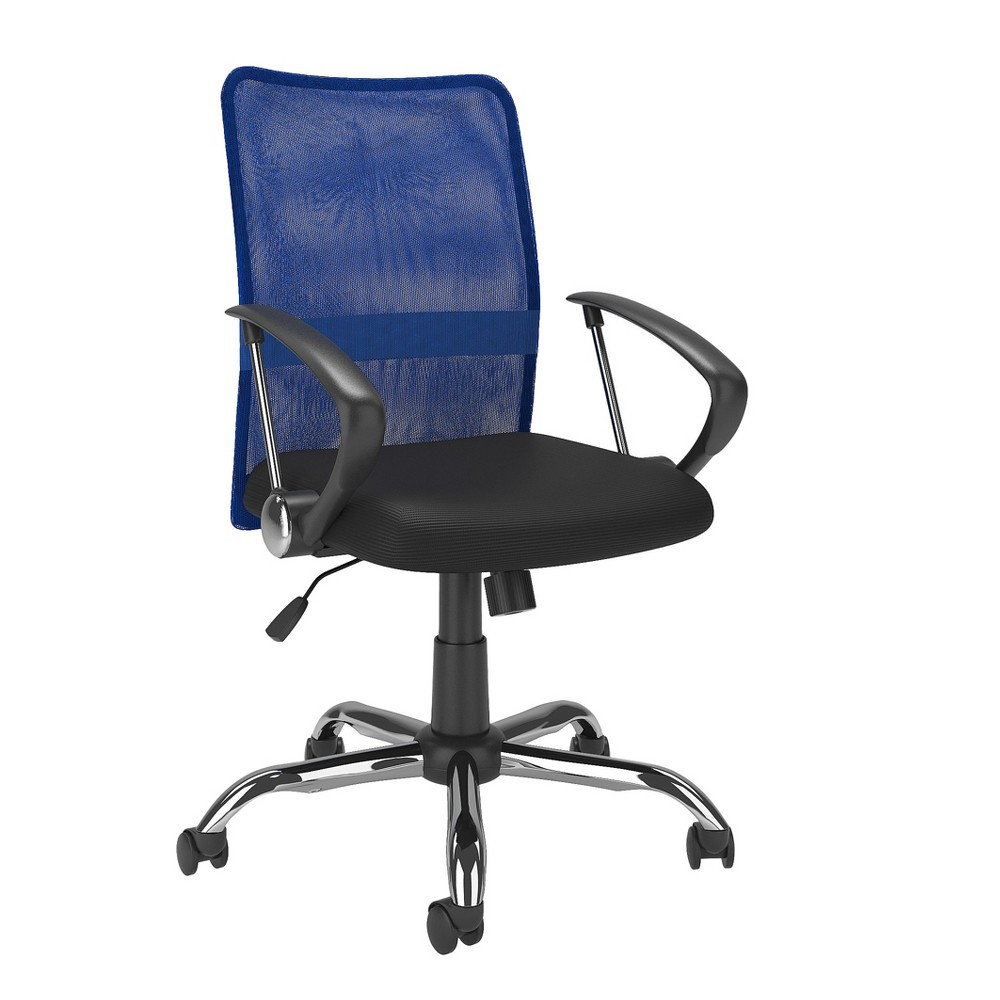 Task And Office Chairs CorLiving Blue