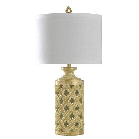 34 Moroccan Sunshine Table Lamp Yellow