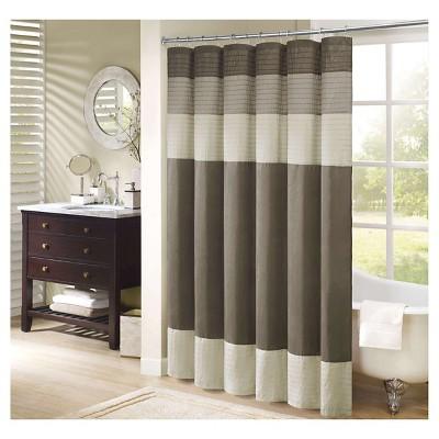 Salem Polyester Shower Curtain