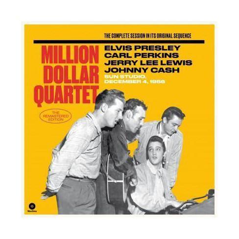 Elvis Presley - Million Dollar Quartet (Vinyl) - image 1 of 1