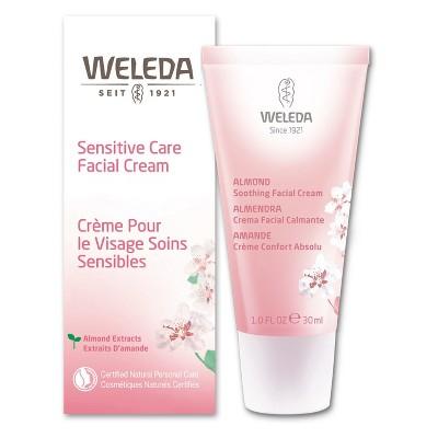 weleda almond face lotion