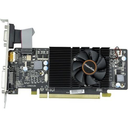 VisionTek Radeon HD 6570 - 128 bit Bus Width - Fan Cooler - DirectX 11.0 - 1 x HDMI - 1 x VGA - 1 x Total Number of DVI (1 x DVI-D) - image 1 of 2
