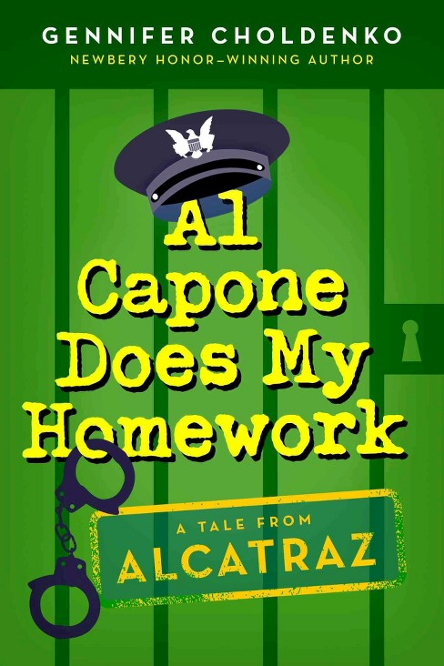 Al Capone Does My Homework (Hardcover) (Gennifer Choldenko) - image 1 of 1