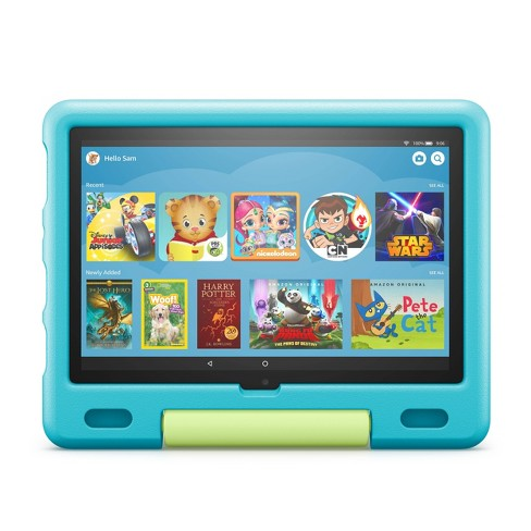 "Amazon Fire HD 10 Kids' Tablet 10.1"" 1080p Full HD 32GB - image 1 of 4"