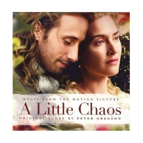 Peter Gregson - A Little Chaos: Music From The Motion Picture (CD)