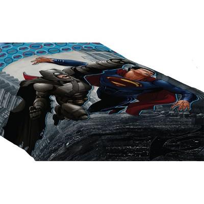 Batman vs Superman Twin-Full Comforter World's Finest Superheroes Bedding - DC Comics..