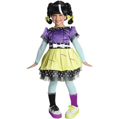 Lalaloopsy Deluxe Scraps Stitched 'N' Sewn Toddler/Child Costume