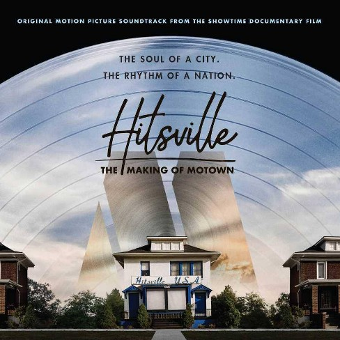 Various - Hitsville: The Making Of Motown (OST) (Vinyl) - image 1 of 1