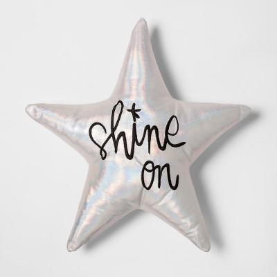 Shine On Star Throw Pillow - Pillowfort™