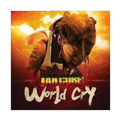 Jah Cure (Reggae) - World Cry (CD) - image 1 of 1