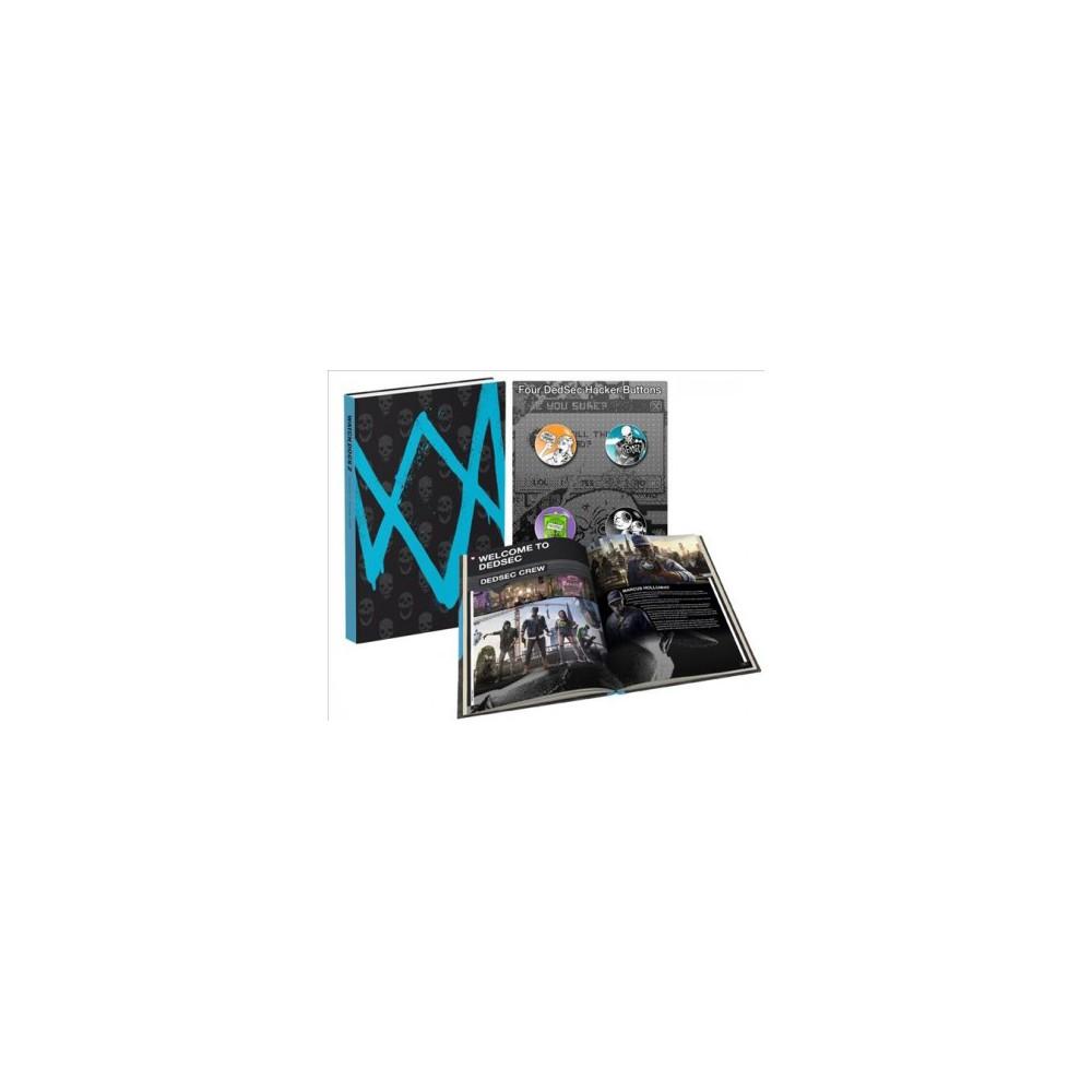 Watch Dogs 2 (Collectors) (Hardcover) (David S. J. Hodgson & Michael Knight & Loren Gilliland)