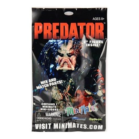 DC Direct Predator Minimates Series 1 Single Random Blind Bag - image 1 of 2