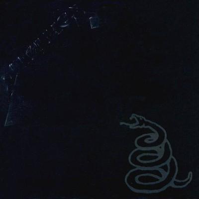 Metallica - Metallica (Vinyl)