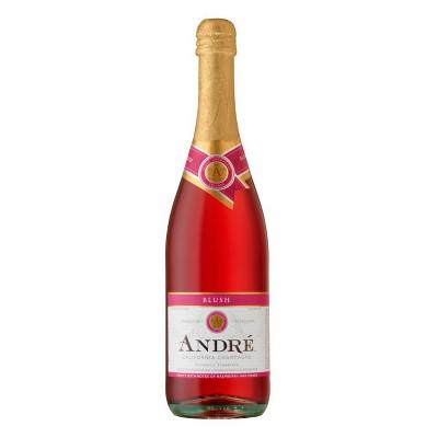 Andre Blush Champagne Sparkling Wine - 750ml Bottle