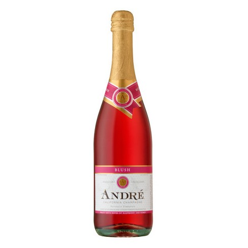 Andre Blush Pink Champagne - 750ml Bottle - image 1 of 1