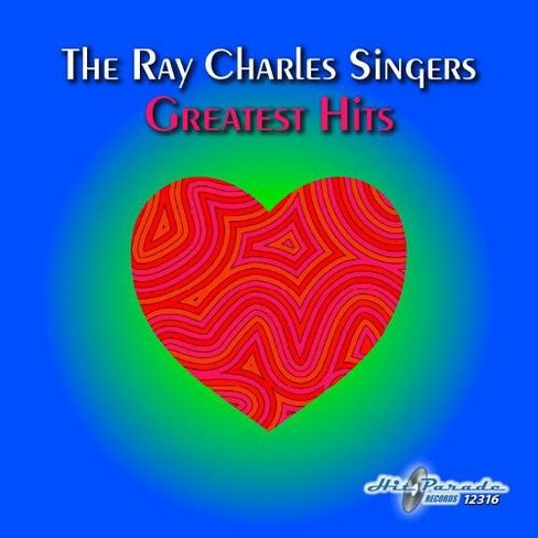 Ray charles singers - Ray charles singers:Greatest hits (CD) - image 1 of 1
