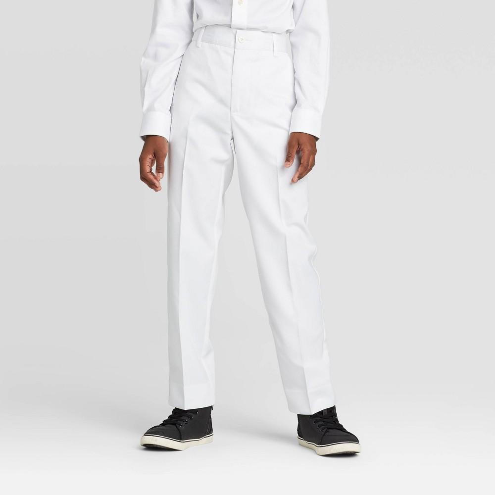 Oxford Boys 39 Suiting Tuxedo Pants White 18
