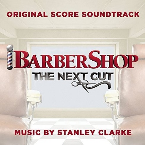 Stanley clarke - Barbershop:Next cut (Ost) (CD) - image 1 of 1