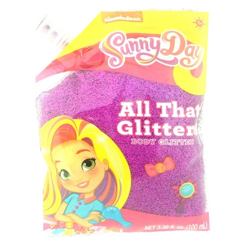 Nickelodeon Sunny Day Hair and Body Glitter - 3.38 fl oz - image 1 of 1