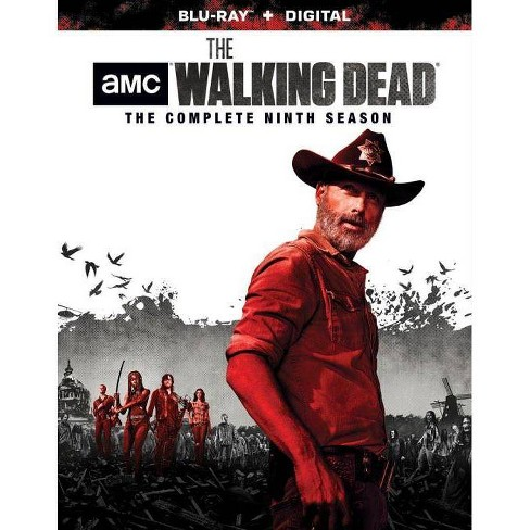 The Walking Dead: The Season Ninth Season (Blu-Ray + Digital) - image 1 of 1