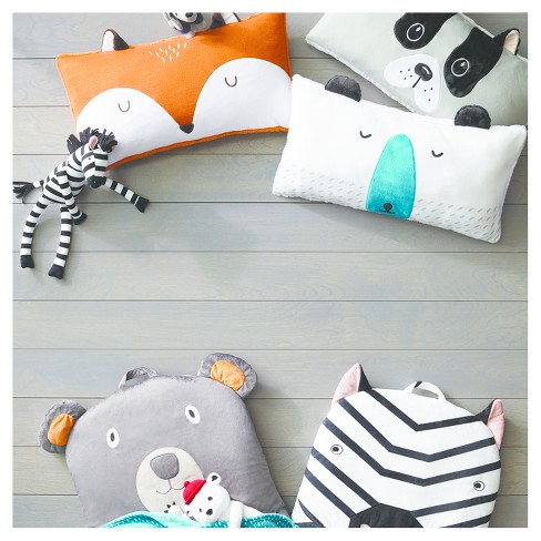 Polar Bear Body Pillow White Pillowfort Target