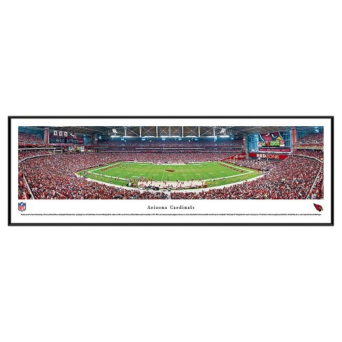 NFL Blakeway Stadium View Standard Framed Wall Art - image 1 of 2
