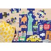 Galison New York City To Go Jigsaw Puzzle - 36pc - image 3 of 3