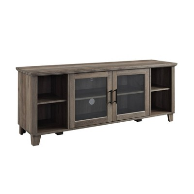"Columbus Middle Doors TV Stand for TVs up to 65"" - Saracina Home"