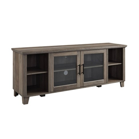 Columbus Middle Doors Tv Stand For Tvs, Target Furniture Tv Stands