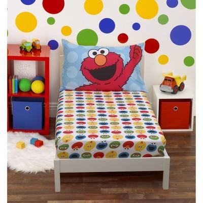 Sesame Street Toddler Sheet Set
