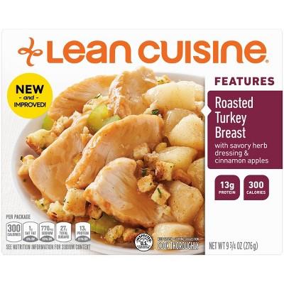 Lean Cuisine Frozen Roasted Turkey Breast - 9.75oz