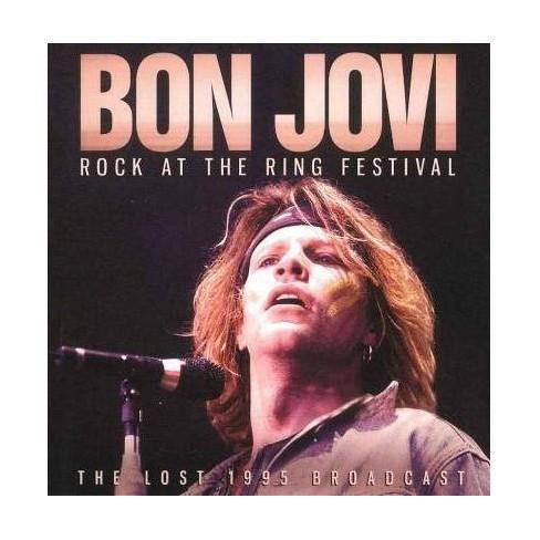 Bon Jovi - Rock at The Ring Festival (CD) - image 1 of 1